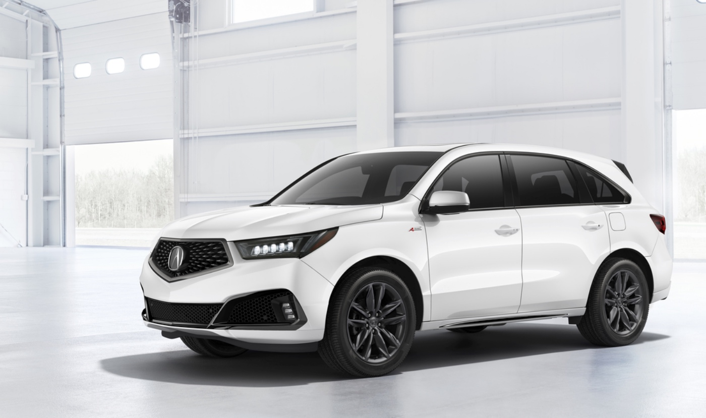 Acura A Spec Mdx
