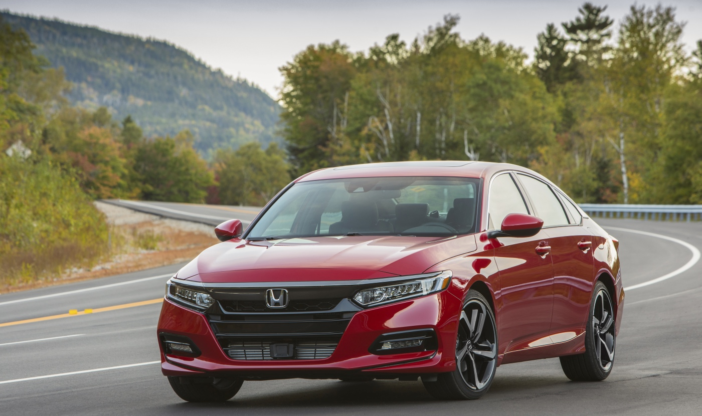 Honda Accord Sales Pay The Price For Marketing Misstep